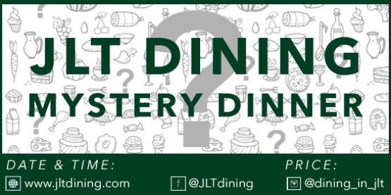 JLT Mystery Dinners