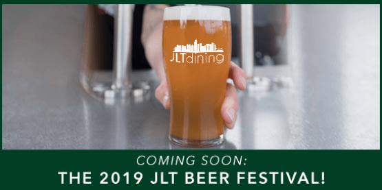 The 2019 JLT Beer Festival