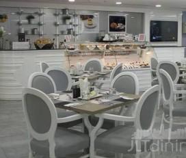 White Ambient Restaurant