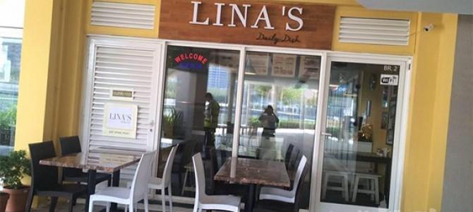 Lina's Daily Dish
